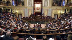 El Congreso vota 'sí' a la ley de abdicación del