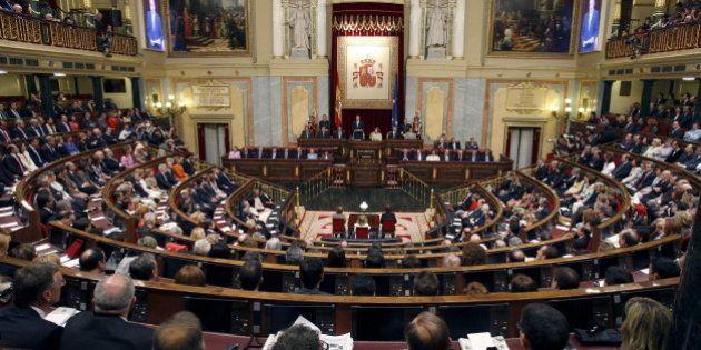 El Congreso debate y vota la ley de abdicación (EN