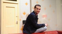 El actor Luis Merlo, hospitalizado con pronóstico