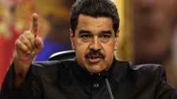 Maduro amenaza con la cárcel a