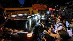 Zapatero visita al opositor Leopoldo López en su casa de Caracas tras su salida de
