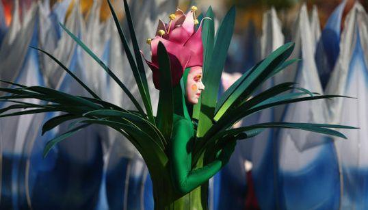 Éstas son las 11 mejores fotos de la inauguración del Mundial de Brasil