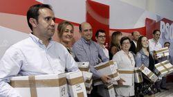 Madina pide conocer el origen de los avales y el PSOE dice que no es