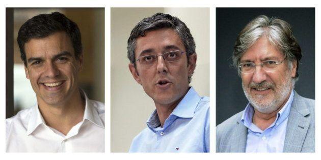 Así queda la lucha de avales en el PSOE: 41.338, 25.238 y