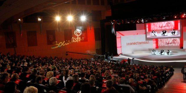 Los candidatos a liderar el PSOE debatirán el próximo lunes en