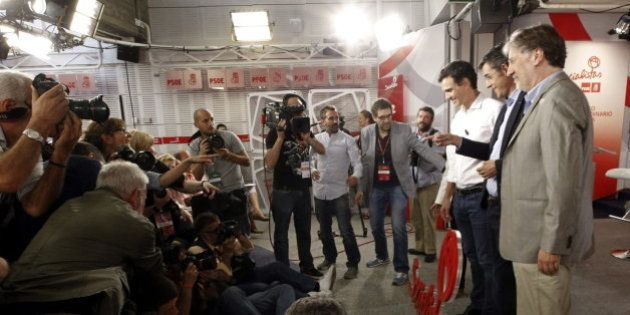 Debate PSOE: ¿Quién ha