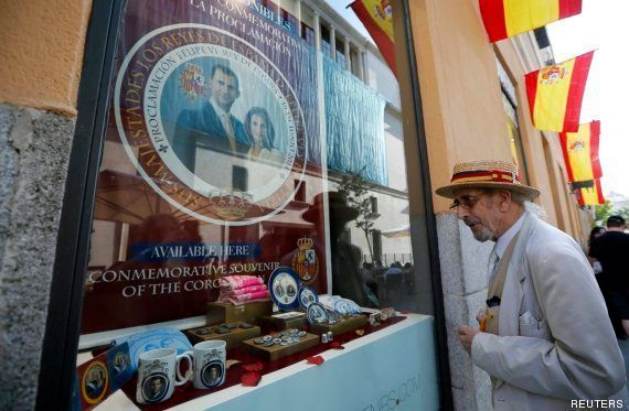 Coronación de Felipe VI: ¿Cómo se vive en la calle?