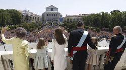 De la realeza a la realidad: El primer día del reinado de Felipe