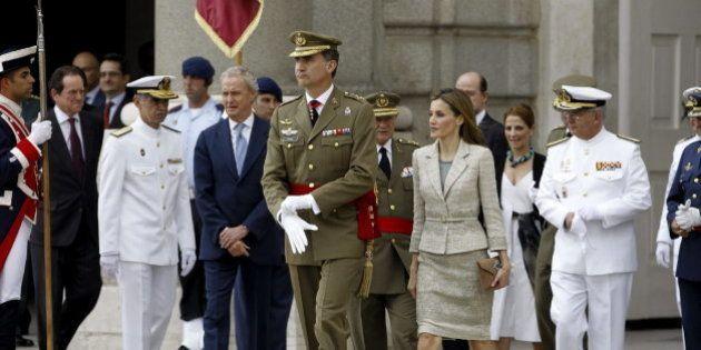 Felipe VI garantiza