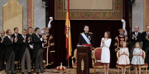 La proclamación de Felipe VI en el Congreso costó 132.000