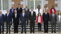 Felipe VI preside por primera vez el consejo de ministros