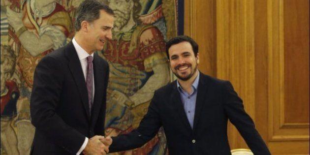 Felipe VI cambia el protocolo en la segunda ronda de