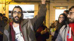 En libertad los 5 detenidos de la CUP tras pasar ante el juez por quemar fotos del