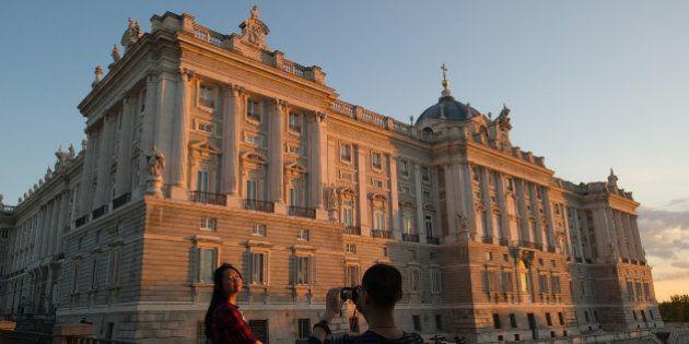 Juan Carlos I traslada su oficina al Palacio Real de