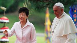 El papa pide paz en Corea del Sur y Corea del Norte responde