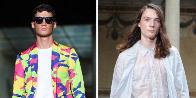 Semana de la Moda Masculina de Milán: ¿Te lo pondrías?