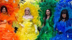 Las imágenes del Día del Orgullo Gay en todo el mundo