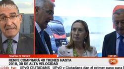 TVE llega tarde a la dimisión de Gallardón y conecta en los