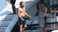 El nuevo cuerpo de Leonardo DiCaprio