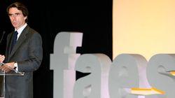 La Fundación FAES de Aznar se