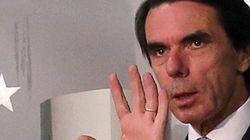 El broncón de Aznar al PP por el tema