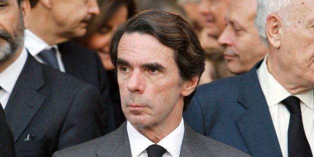 José María Aznar renuncia a la presidencia de honor del Partido