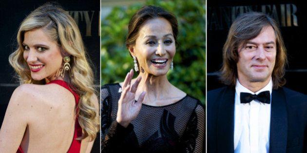 La fiesta de 'Vanity Fair' en homenaje a Anne Hidalgo, Personaje del Año 2014