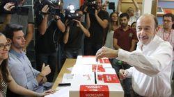 El PSOE decide su futuro