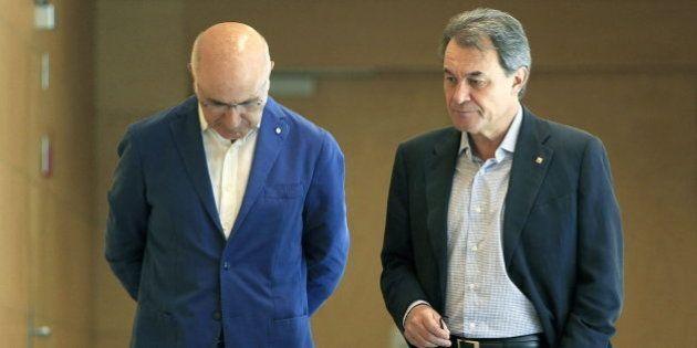 Duran comunica a la cúpula de CiU que deja la Secretaría