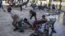 Israel ataca en plena tregua un mercado en Gaza y mata a 17