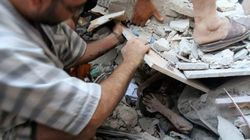 7 muertos en otro bombardeo de Israel a una escuela de la