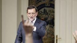 Rajoy siente