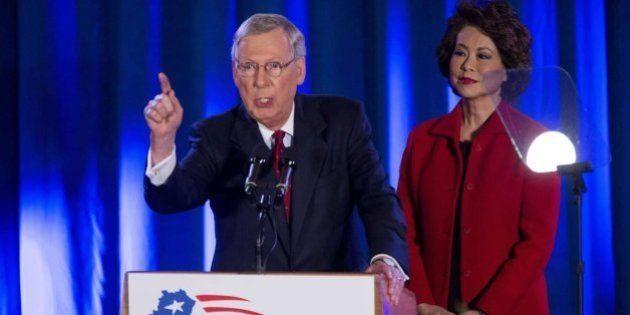 Mitch McConnell, el 'Darth Vader' republicano que será el líder del Senado en