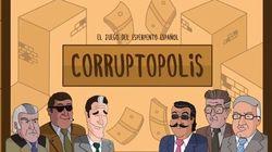 'Corruptopolis', el juego de mesa sobre corrupción