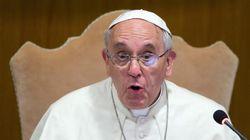 El papa se enfada por el gasto de 18.000 euros en una comida del