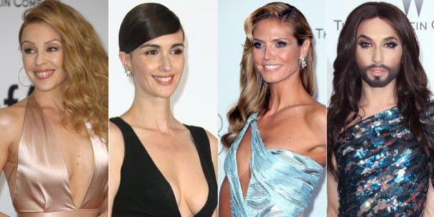 Gala amfAR Cannes 2014: todos los vestidos de la fiesta contra el VIH