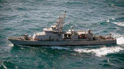 EEUU realiza disparos de advertencia contra barcos iraníes en el