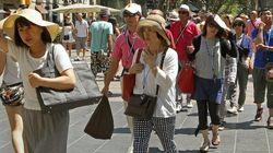 Las pernoctaciones hoteleras aumentan un 15,9% en abril por la Semana