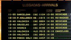Un avión aterriza de emergencia en Sevilla por la muerte de una