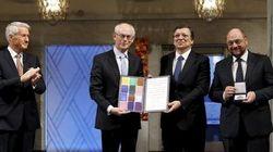 Piden revocar el Nobel de la Paz a la UE por el acuerdo con