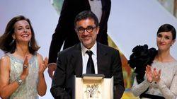 Y los ganadores de Cannes son...