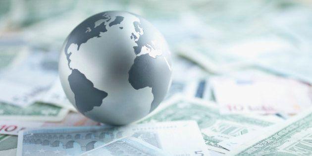 La economía mundial vuela con un solo motor y con