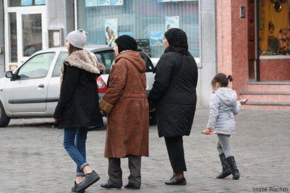 Las mujeres de Molenbeek temen que la yihad se lleve a sus