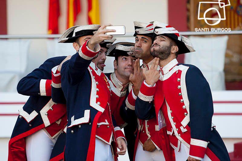 El 'selfie' de las Fuerzas