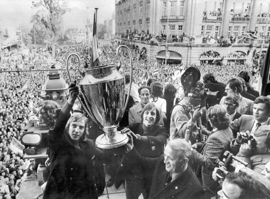 La leyenda de Johan Cruyff, en siete