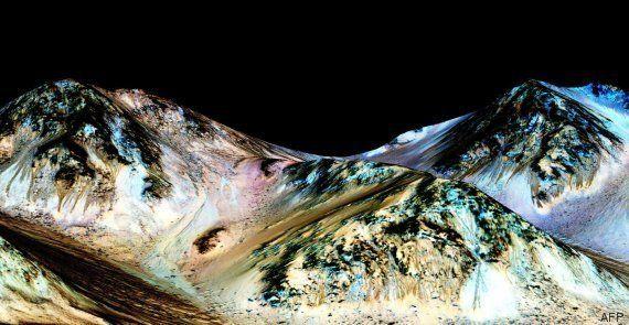 La NASA anuncia nuevas pruebas de agua líquida en