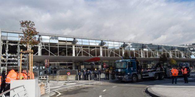 El aeropuerto de Bruselas seguirá cerrado como mínimo hasta el