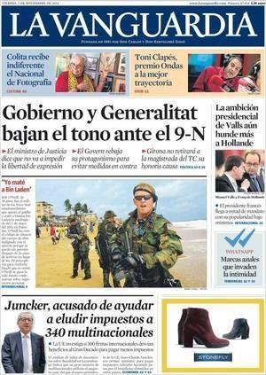 Revista de prensa: Calma