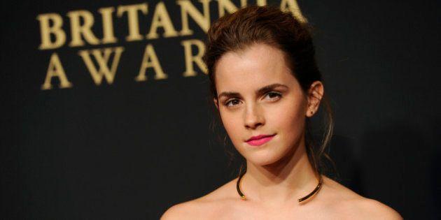 Emma Watson deja el cine durante un año para luchar por las