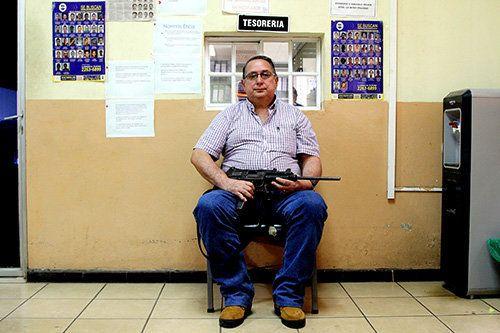 La Guerra de El Salvador (IV): el solvente asesino y el alcalde